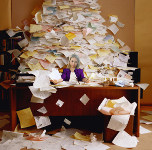 Paper documents digitizing