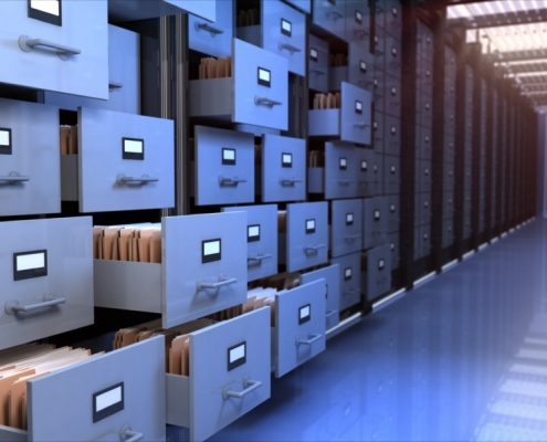 Documents archiving Sofia