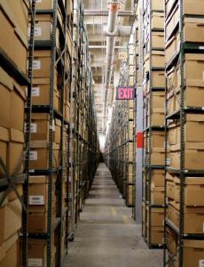 Съхранение на документи. Физическо архивиране на документи