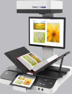Сканиране на книги и подвързани документи