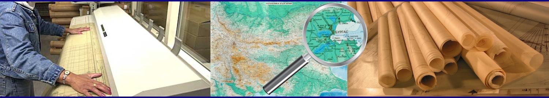 Сканиране на чертежи карти широкоформатно сканиране на документи до А0+ формат; дигитализация на архиви; индексиране и електронно архивиране ролков скенер за чертежи