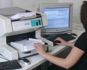 Сканиране на документи електронно архивиране дигитализация